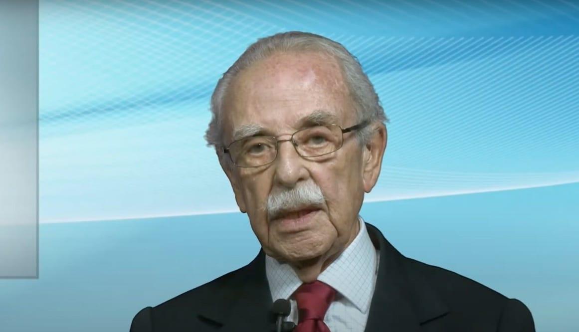 Imagem mostra o advogado Mário Sérgio Duarte Garcia, morto em abril