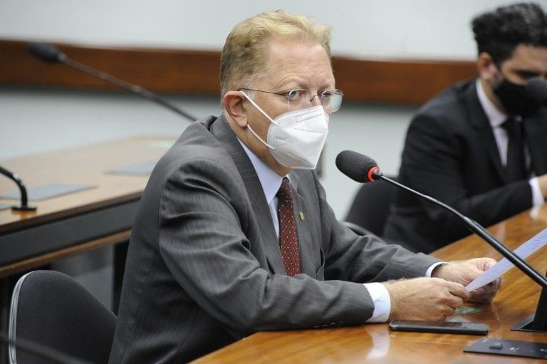 Deputado federal João Campos (Republicanos-GO), relator do projeto do novo CPP
