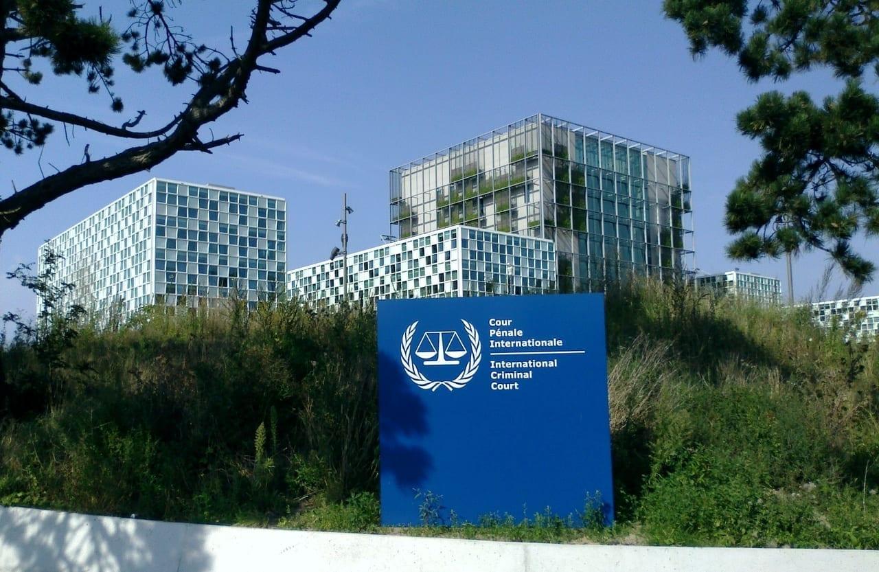 Fachada do Tribunal Penal Internacional, em Haia, na Holanda