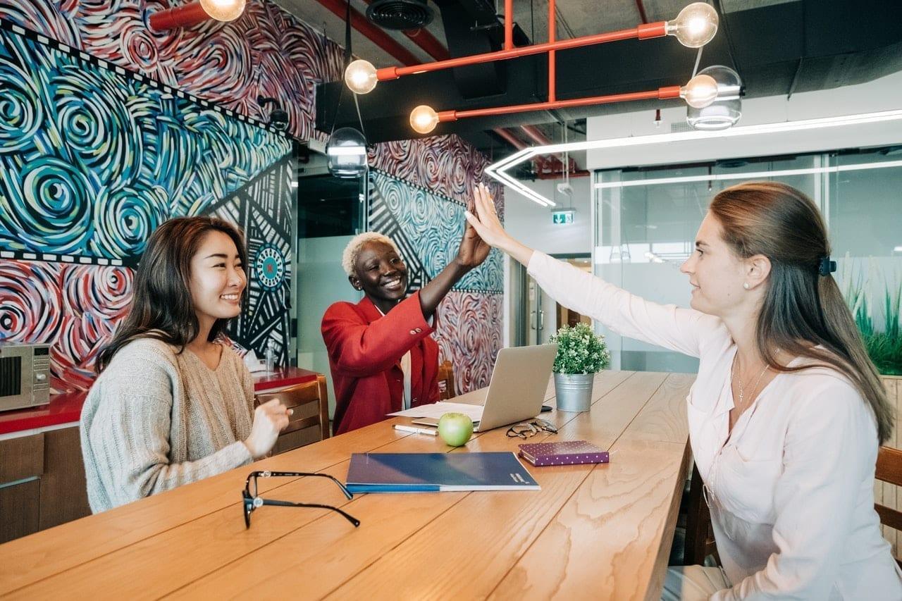 Reunião em startup