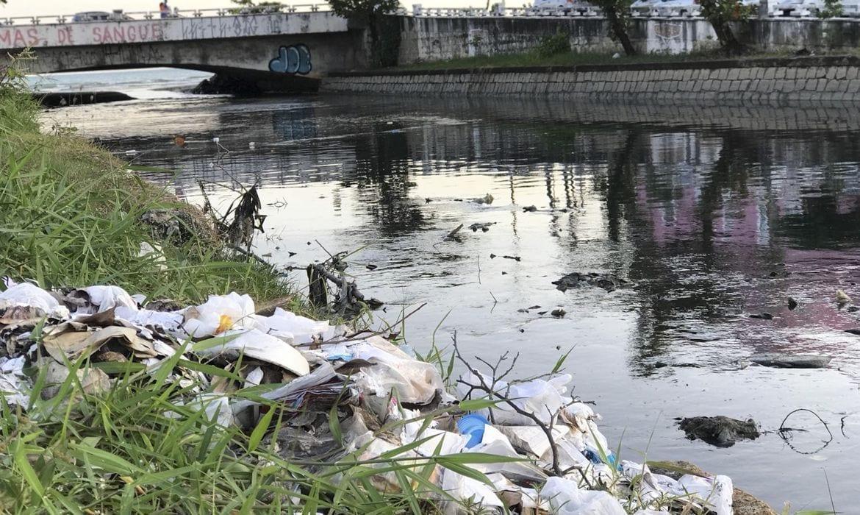marco do saneamento