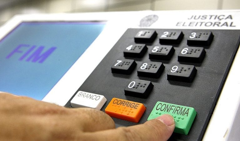 código processo eleitoral