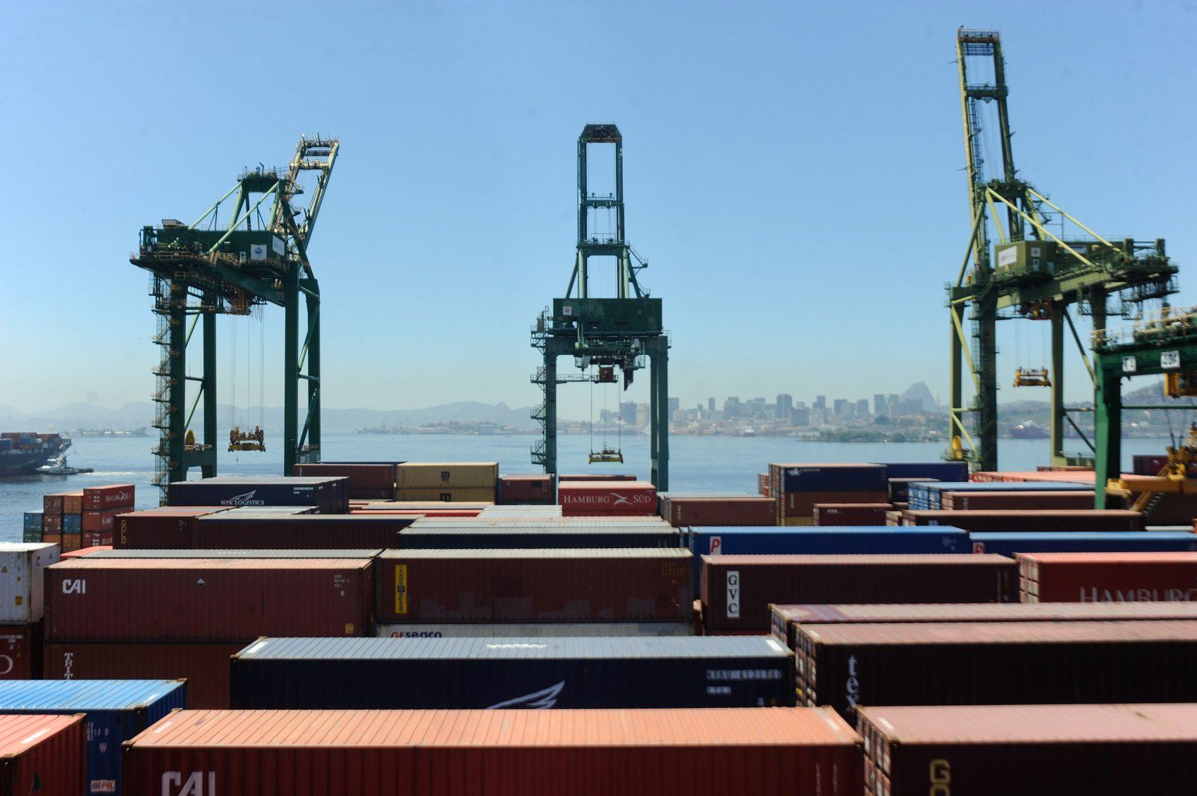 terceirização vigilância portos