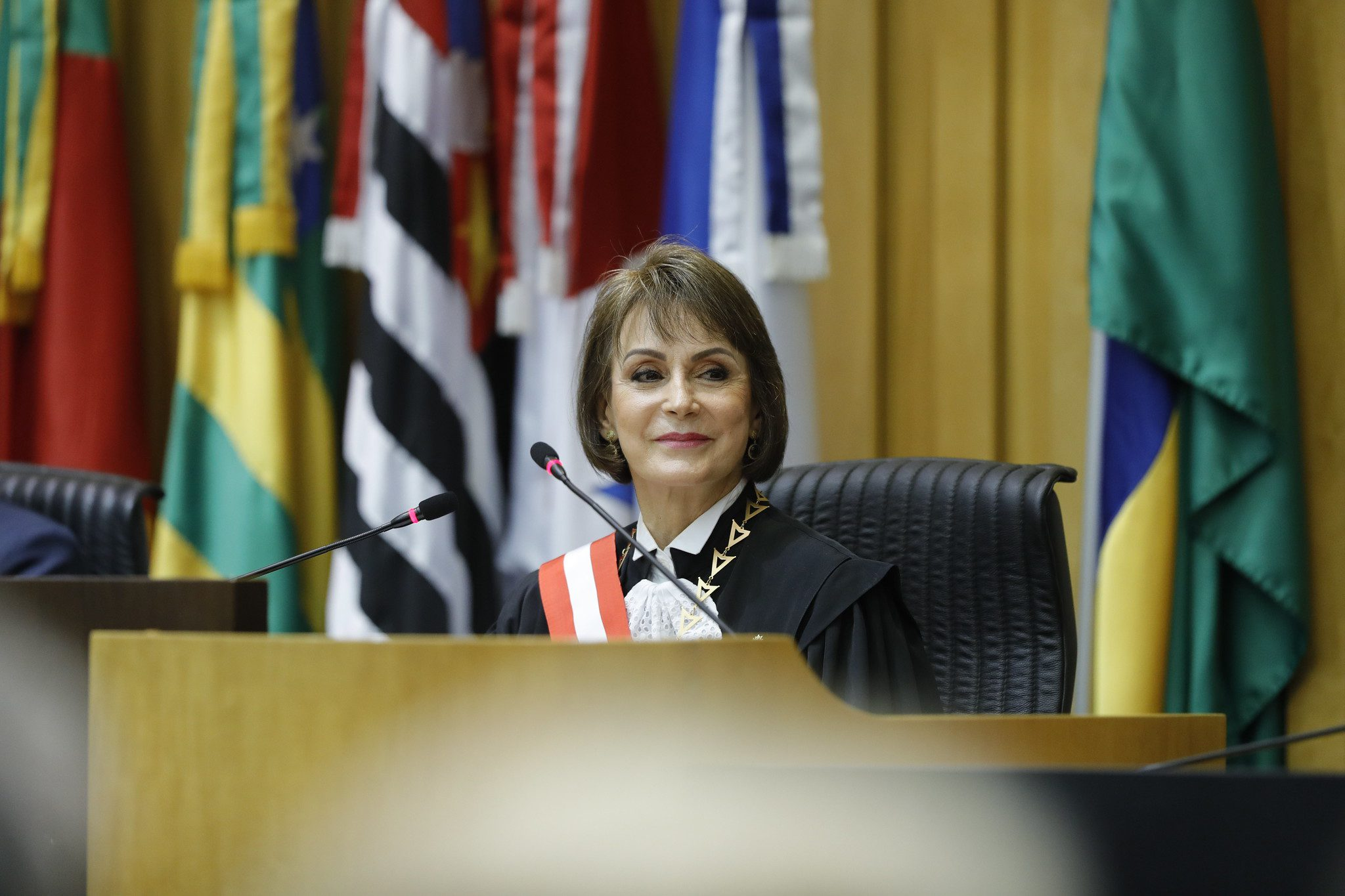 Maria Cristina Peduzzi, presidente do TST